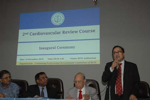 2nd Cardiovascular Review Course(19-11-2019)