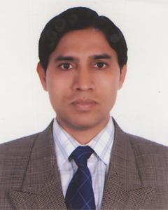 Profile of Prof. Dr. Chandra Shekhar Majumder